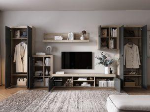 Living Ontario C2 DUO - Mobila sufragerie