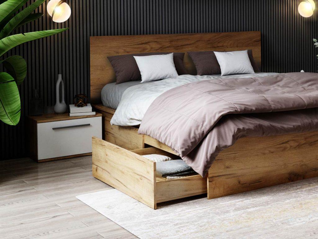 noptiere dormitor fox
