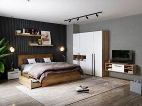 Set Dormitor Fox 06