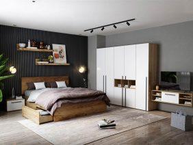 Set Dormitor Fox 08