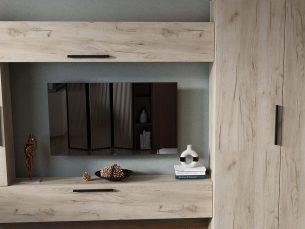 Living Pati 007 - Mobila Sufragerie Stejar