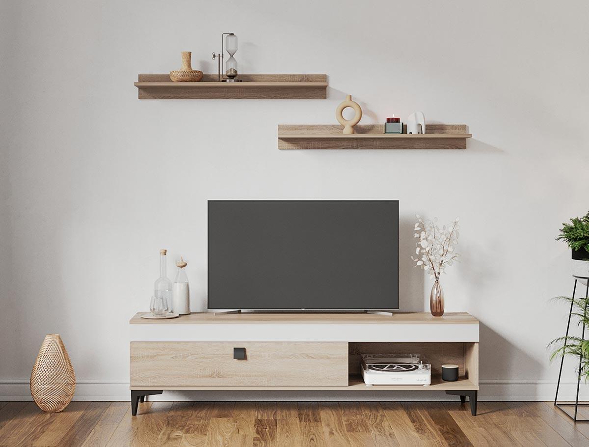 Rafa 05 - Living Scandinav / mobila sufragerie