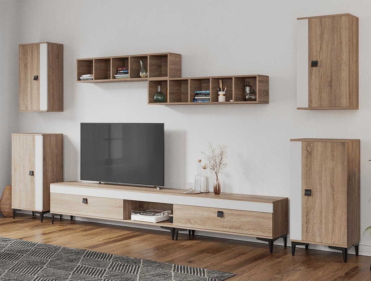 Rafa 14 - Living Scandinav / mobila sufragerie