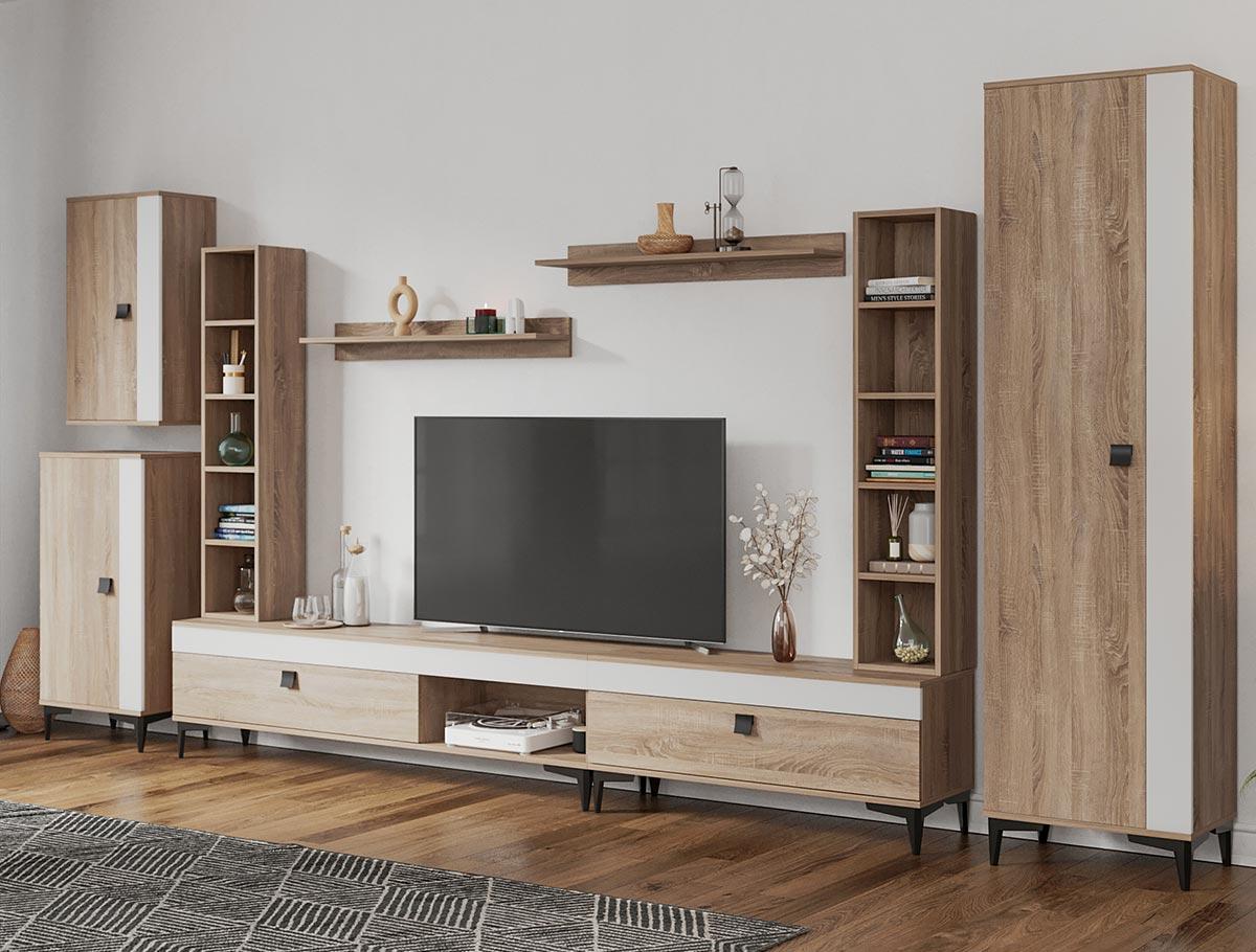 Rafa 15 - Living Scandinav / mobila sufragerie