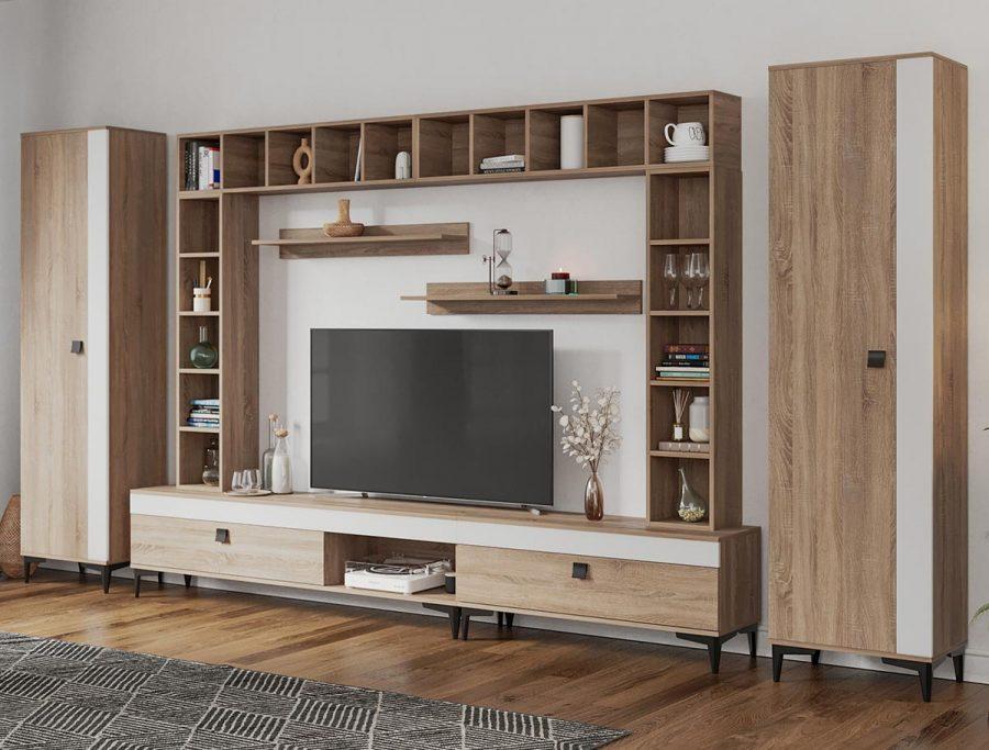 Rafa 16 - Living Scandinav / mobila sufragerie