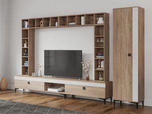 Rafa 17 - Living Scandinav / mobila sufragerie
