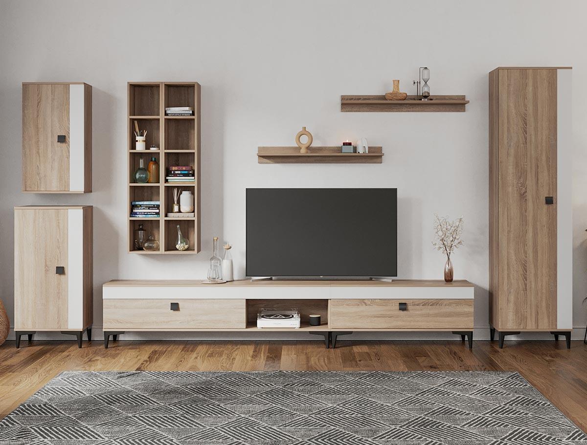 Rafa 19 - Living Scandinav / mobila sufragerie
