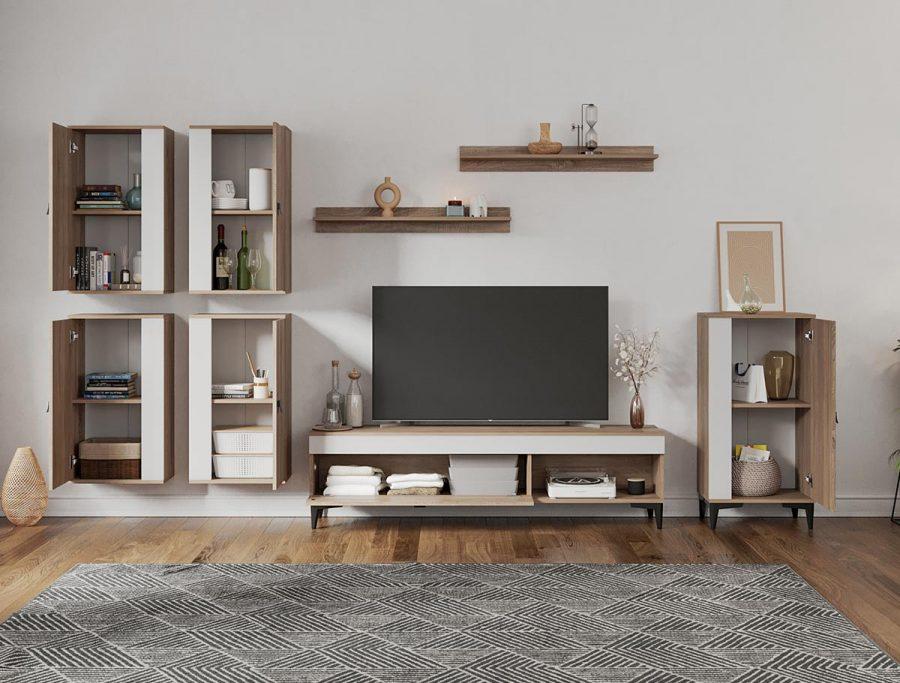 Rafa 21 - Living Scandinav / mobila sufragerie