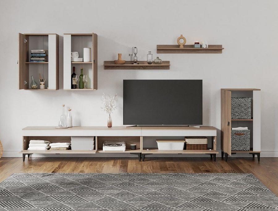 Rafa 22 - Living Scandinav / mobila sufragerie