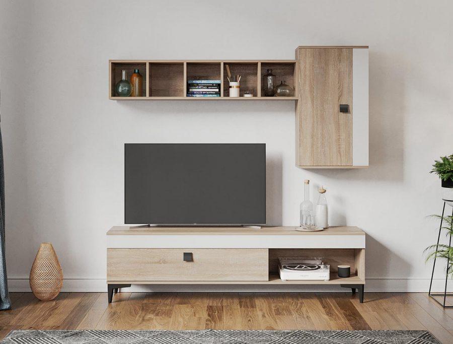 Rafa 08 - Living Scandinav / mobila sufragerie