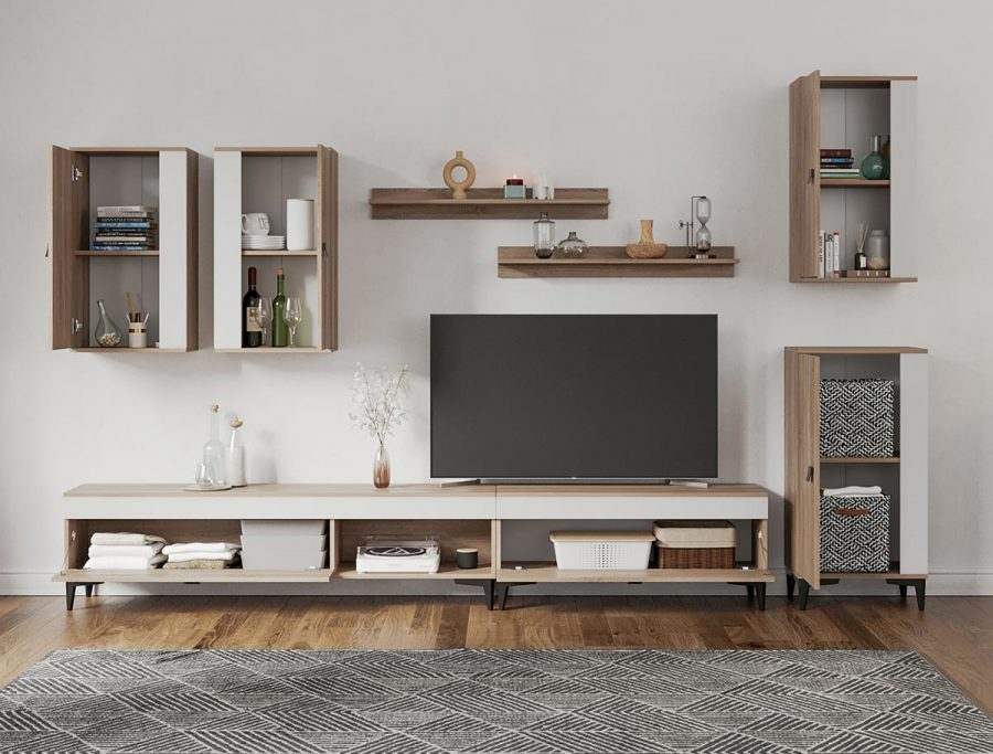 Rafa 23 - Living Scandinav / mobila sufragerie