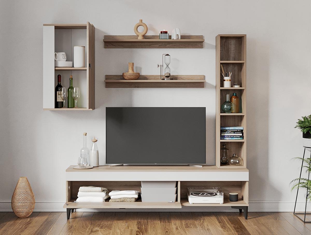 Rafa 09 - Living Scandinav / mobila sufragerie