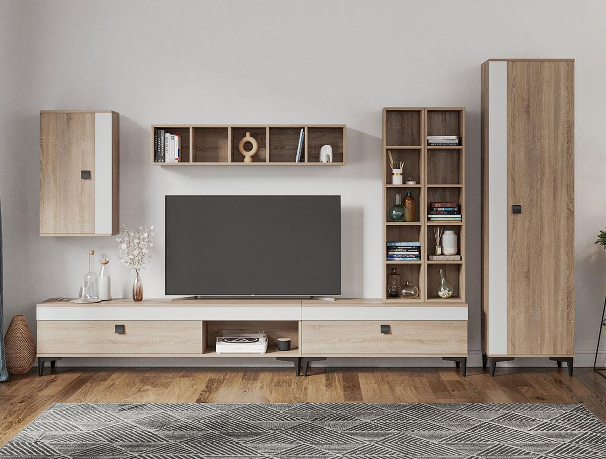 Rafa 28 - Living Scandinav / mobila sufragerie