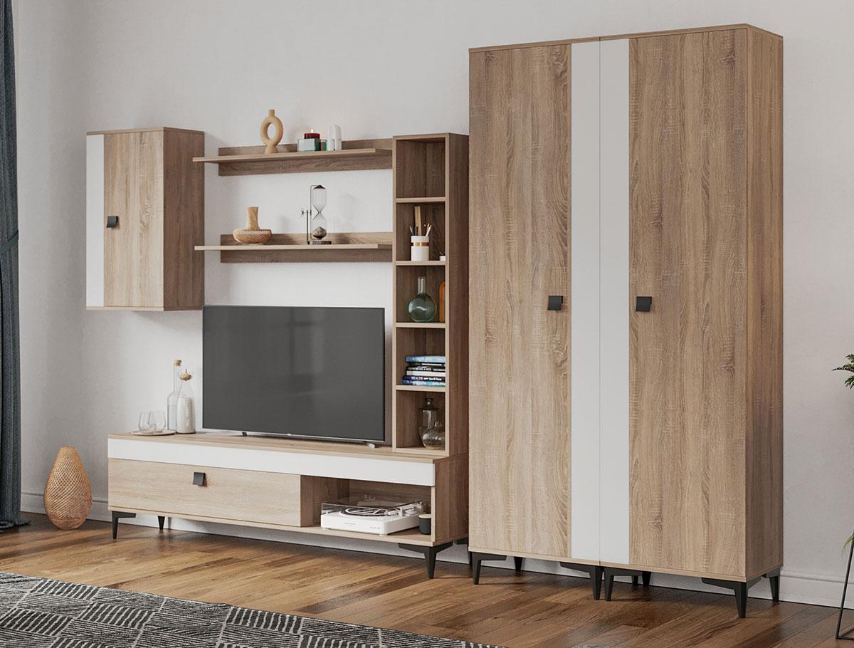 Rafa 29 - Living Scandinav / mobila sufragerie