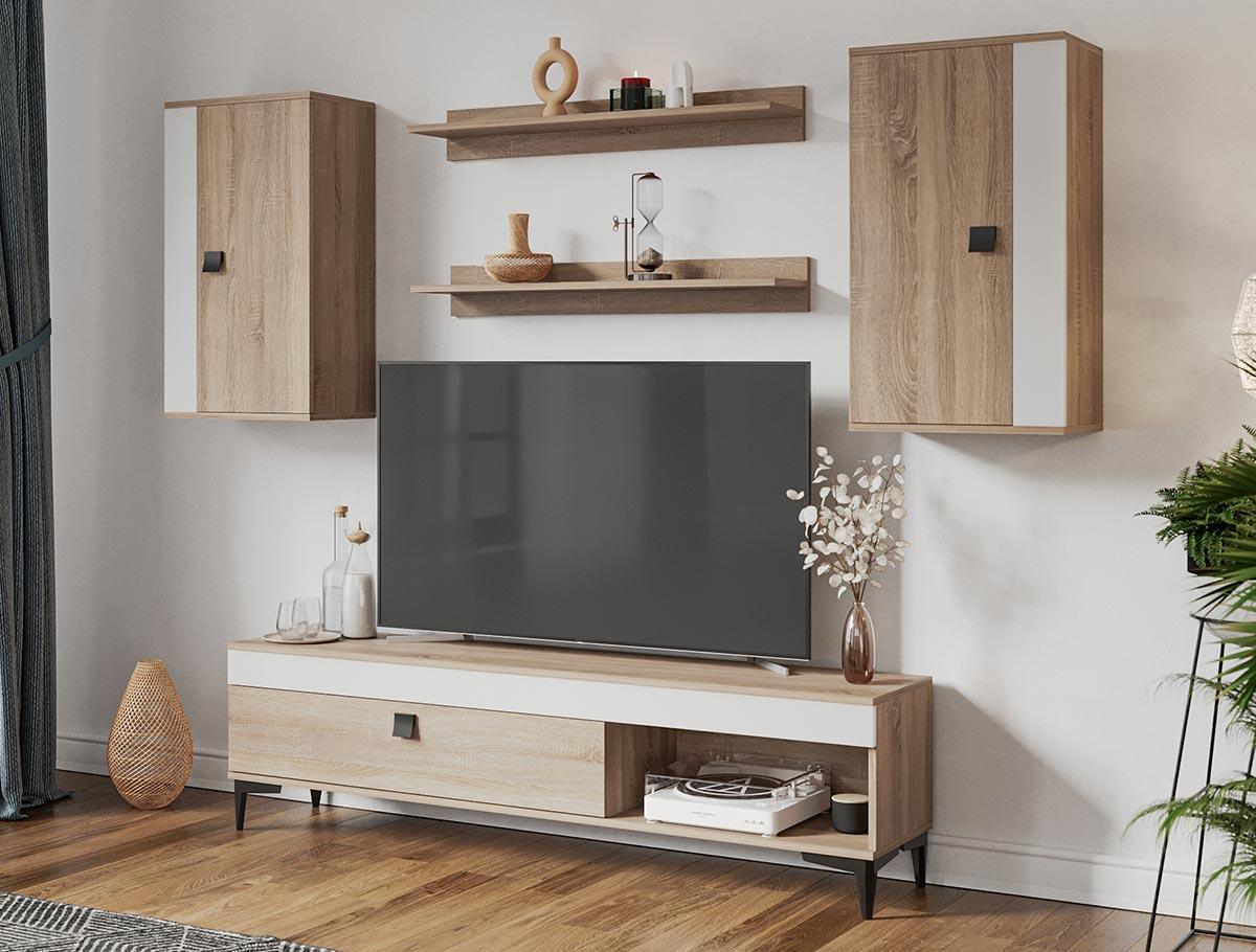 Rafa 10 - Living Scandinav / mobila sufragerie