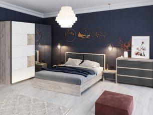 Set dormitor Indigo - 09