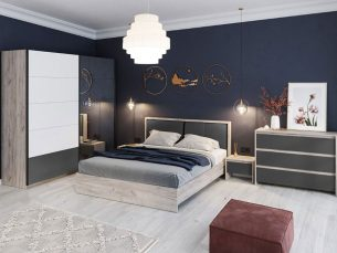 Dormitor Indigo
