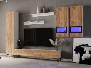 Living Pardo C6 - Mobila sufragerie