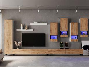 Living Pardo C9 - Mobila sufragerie