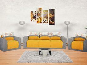 Cher set canapele și fotolii