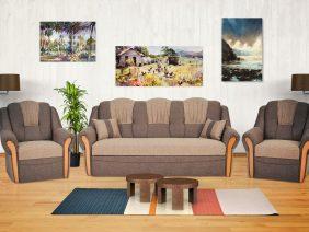 Laguna set canapea și fotolii
