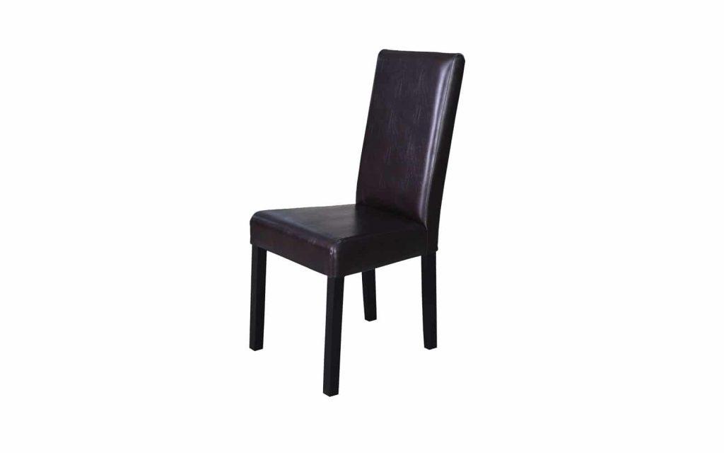 scaun tapitat-eco wenge