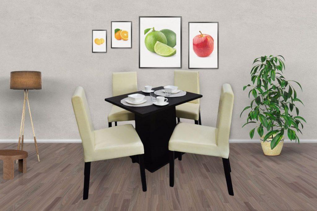 Oferta set masa si 4 scaune