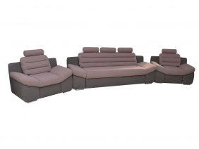 Wog set canapea și fotolii V1