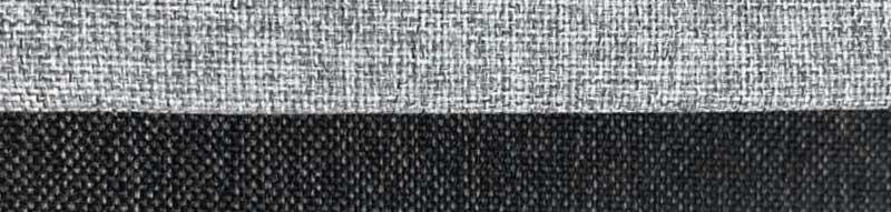 Coltar Cali gri / negru extensibil cu lada